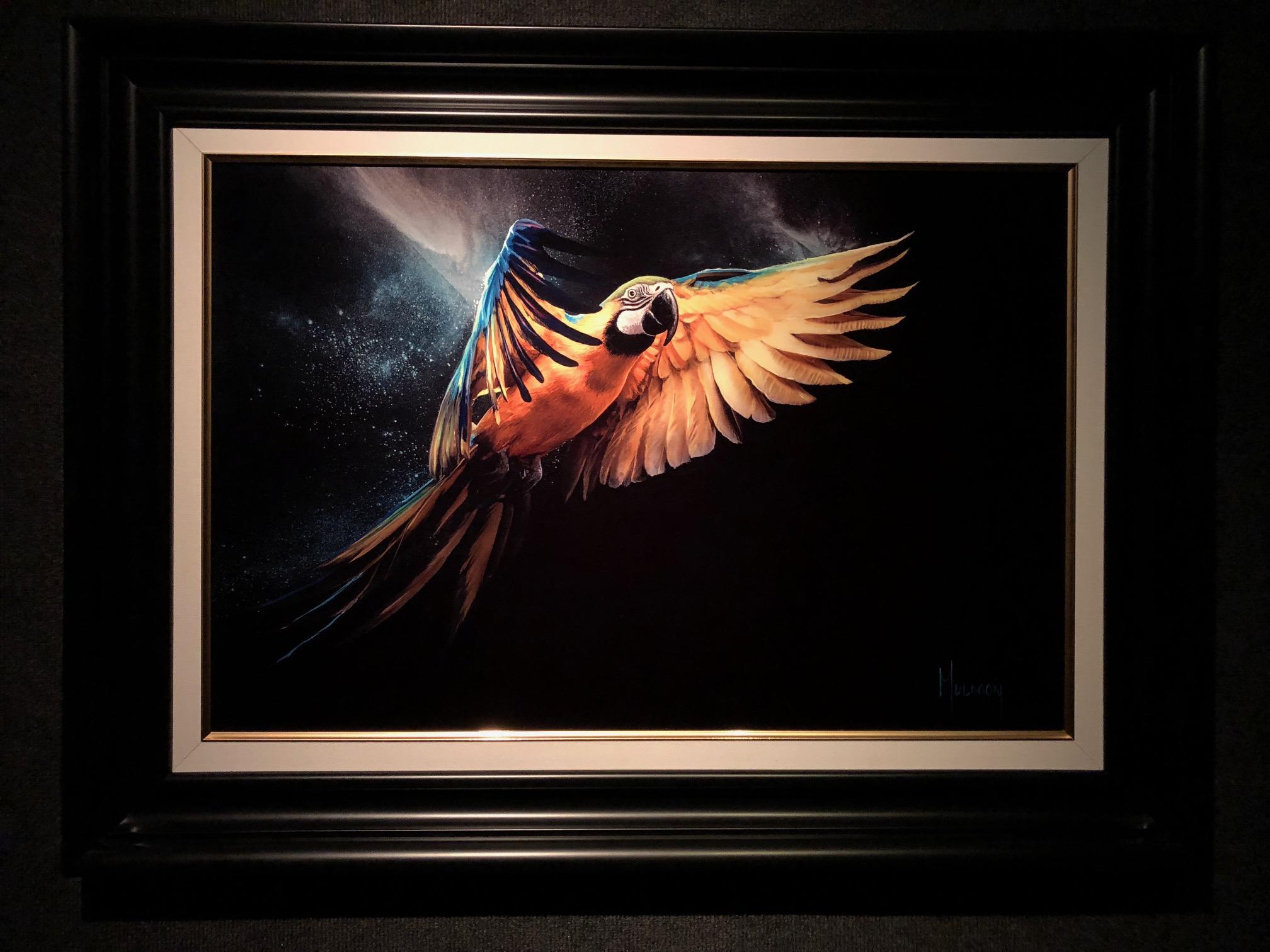 Parrot Muldoon