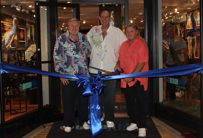 Art Gallery Orlando - Grand Opening of Ocean Blue Galleries in Winter Park