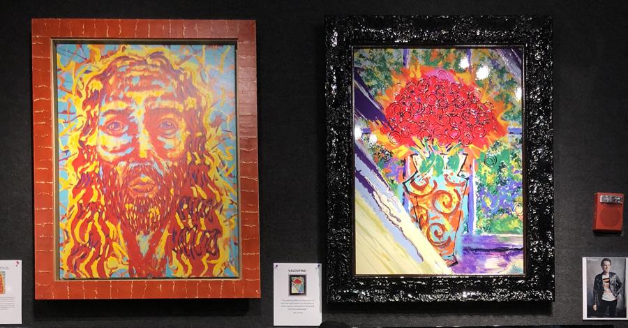 jim carrey art for sale at ocean blue galleries st petersburg art