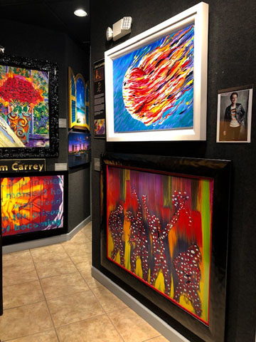 Art Gallery Ocean Blue Galleries St. Petersburg Tampa area