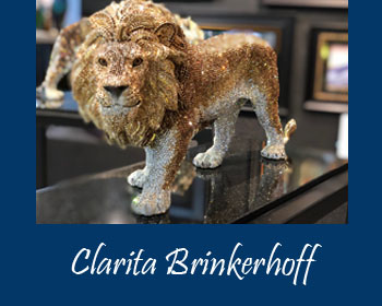 Clarita Brinkerhoff Art at Ocean Blue Galleries