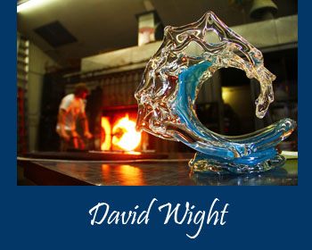 David Wight Art at Ocean Blue Galleries