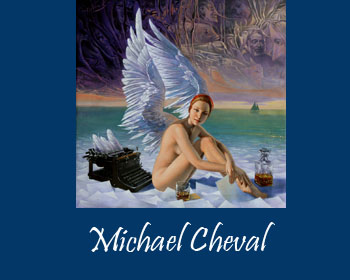 Michael Cheval Art at Ocean Blue Galleries Winter Park - Art Gallery Orlando Area