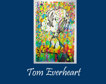 Art by Tom Everheart at Ocean Blue Galleries