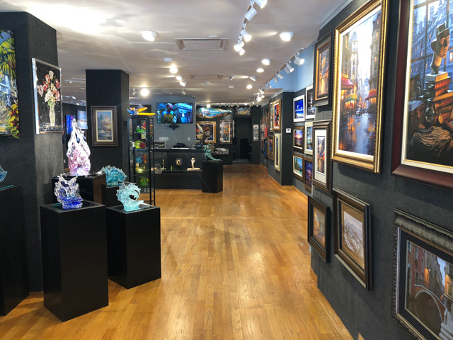 Ocean Blue Galleries Winter Park