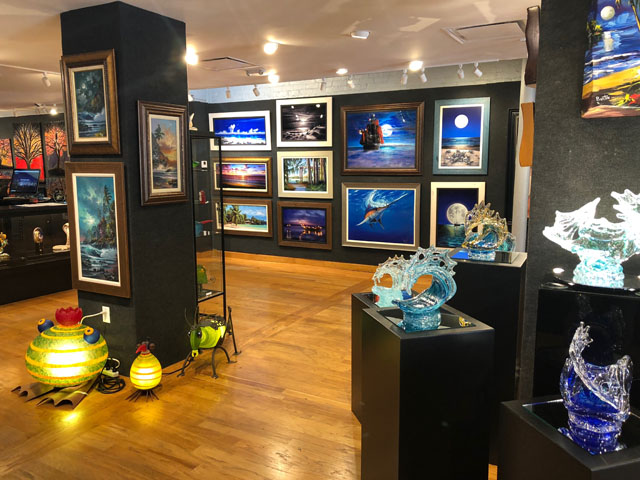 Ocean Blue Galleries - Winter Park Art Gallery