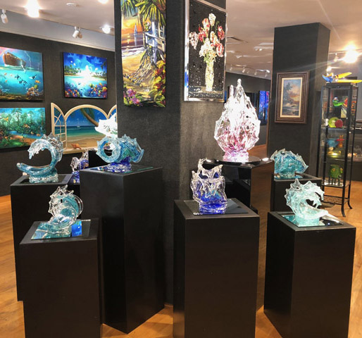 Ocean Blue Galleries Winter Park Collector's Program