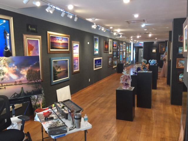 Art Gallery Orlando -Ocean Blue Galleries