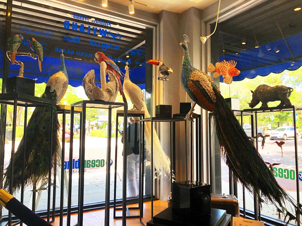 Ocean Blue Galleries Winter Park Art Gallery - Featuring Clarita Brinkerhoff