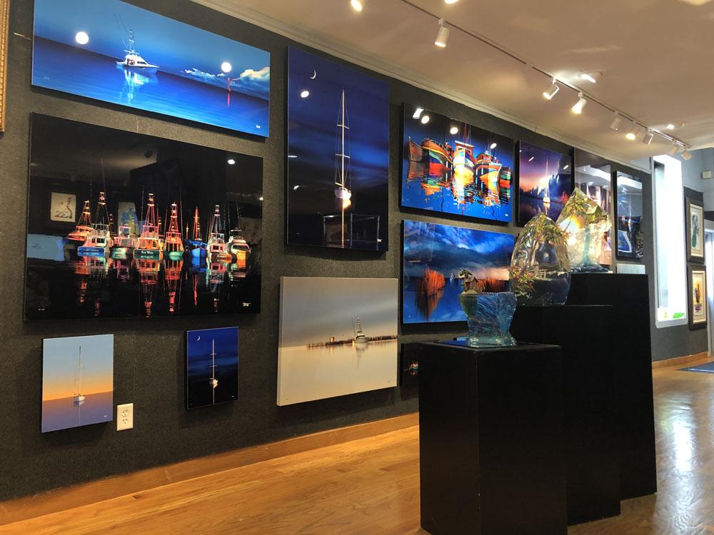 Ocean Blue Galleries Winter Park Art Gallery - Featuring Stephen Harlan